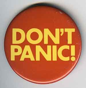 7 Steps to Stop a Panic Attack - actually THE best help I've (Christine) found on the inter webs that actually worked
