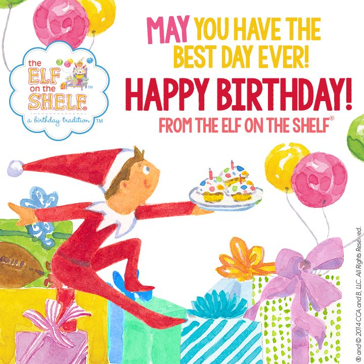 46 best images about happy birthday from the elf on