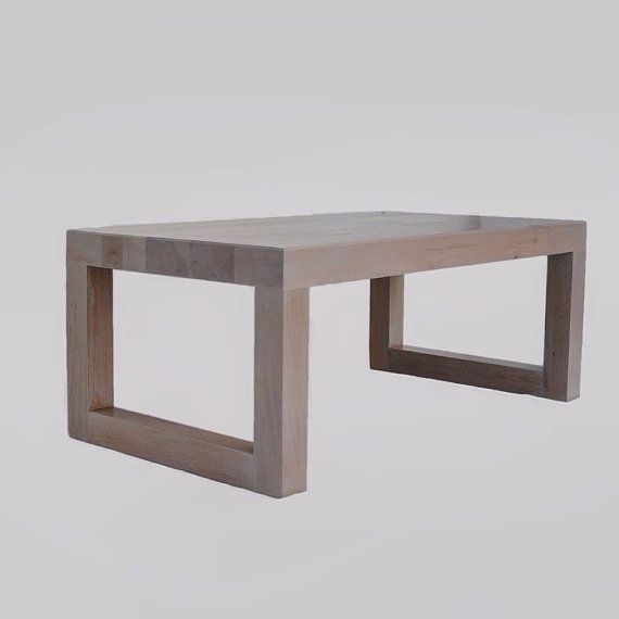 furniture rustic modern. salvaged oak coffee table ii by rakamod on etsy modern minimalist geometric living furniture rustic