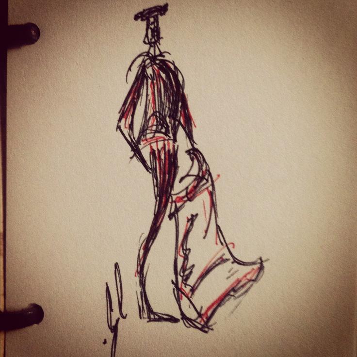 Trazo Torerista #Torero #Taurino #Tauromaquia
