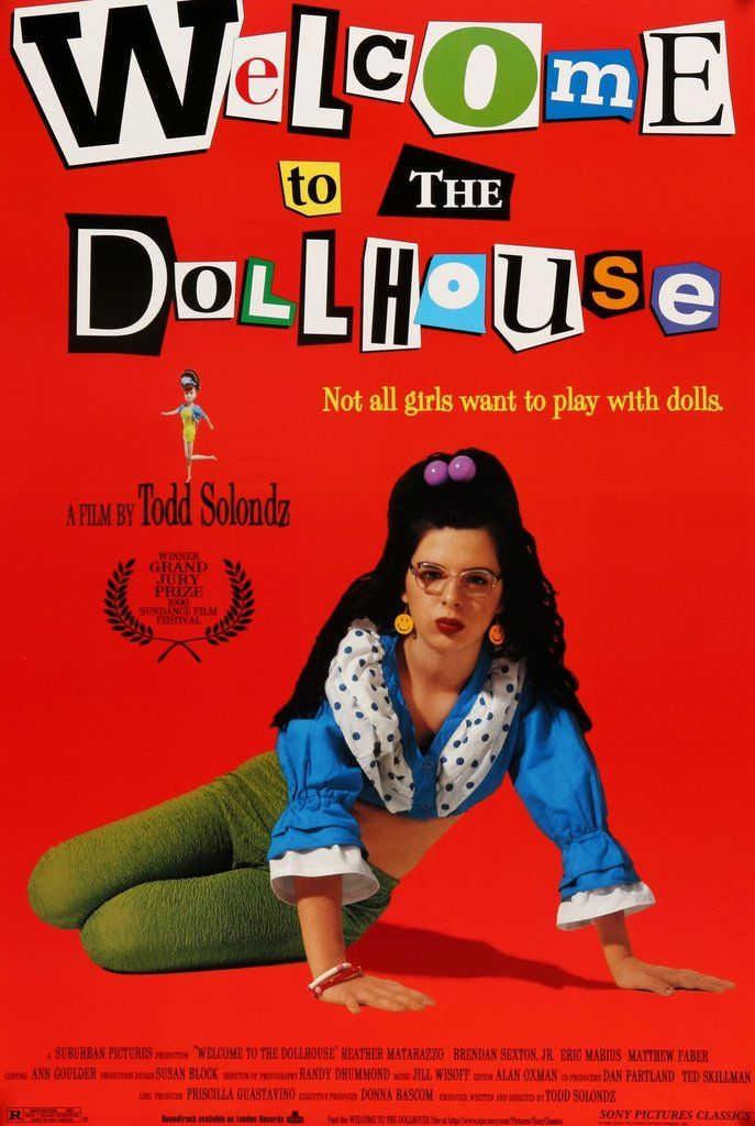 Welcome to the Dollhouse (1995) Original One-Sheet Movie Poster