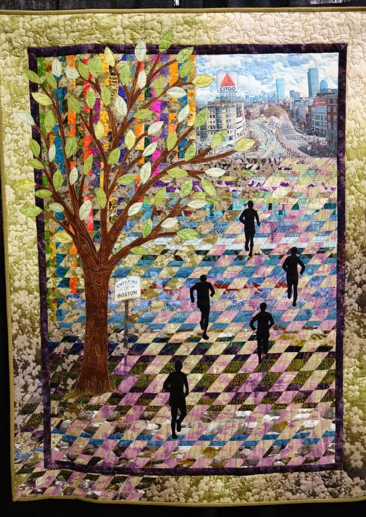 178 Best Images About Art Quilts On Pinterest Quilt Art