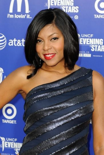 "Taraji P. Henson has a Ph.D in the ""Bob"" hair styles!"