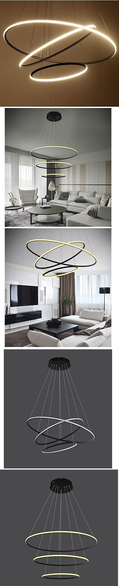 Circular LED Chandelier | Craze Trend