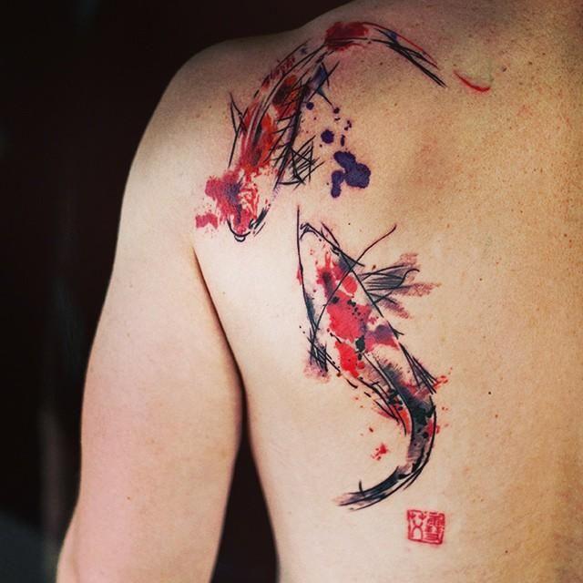 Conheça nossa super seleção com 60 fotos de tatuagens de carpas lindas e inspiradoras. Confira!