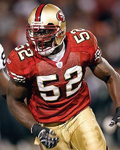 Patrick Willis - Great player who also gives so much back to his home town! Thank you for all you do.
