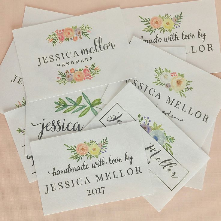 28 best Fabric labels images on Pinterest | Irons, Blanket and ... : personalized fabric labels for quilts - Adamdwight.com
