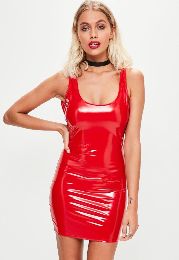 121 besten Clothing-Red-Dresses Bilder auf Pinterest | Abendkleid ...