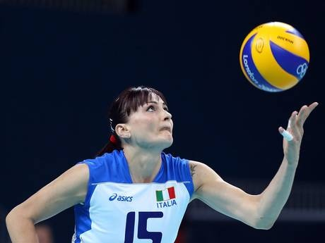 Volleyball: Team GB women brushed aside as Italy ease to victory - Other events - Olympics - The Independent