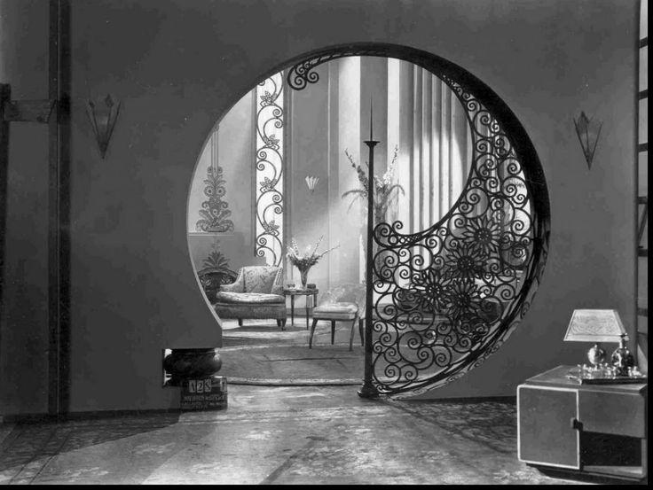 Art Deco Home Interior Design   Spectacular Interior Inspiring .
