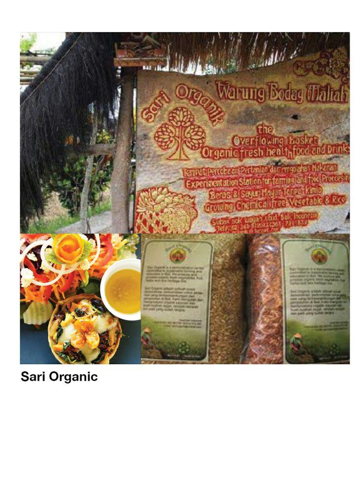 Sari Organic, Ubud  Photo by: Katie Allen