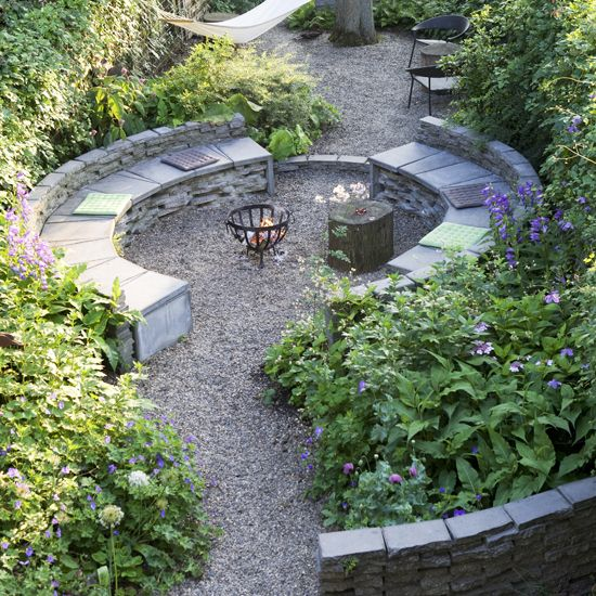 Designer Carrie Preston's own garden in The Netherlands | Studio Toop