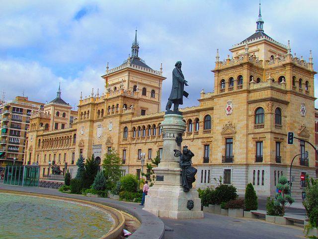 Academia de Caballería, Valladolid | Flickr: Intercambio de fotos