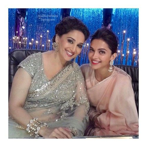 madhuri and deepika
