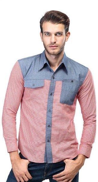Cotton Shirt Pink