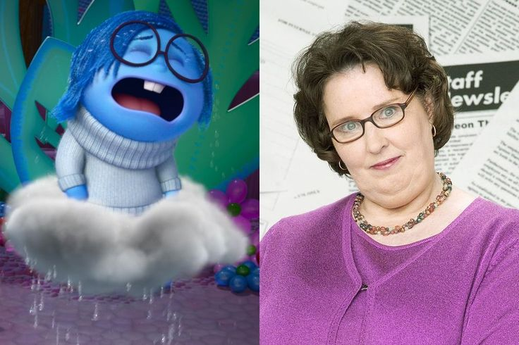 How Phyllis Smiths Sadness became the unlikely heart of Inside Out