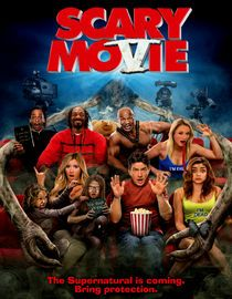 Scary Movie 5...lol it is so funny
