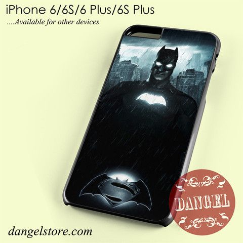 Superman Vs Batman 2 Phone case for iPhone 6/6s/6 Plus/6S plus