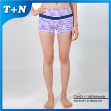 hot sale custom made sublimation printing women polyester gym shorts Best Buy follow this link http://shopingayo.space