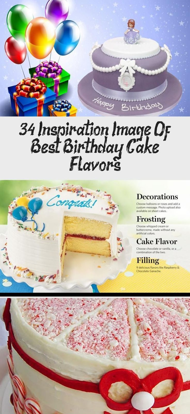 34 inspiration image of best birthday cake flavors