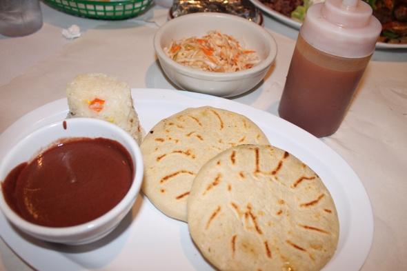 Restaurante El Salvador, Concord, CA