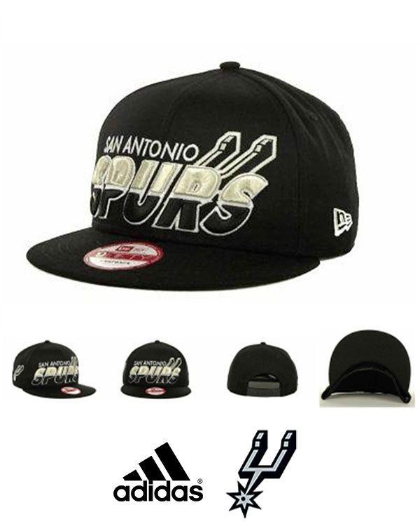 2015 NBA Draft San Antonio Spurs Black Cap