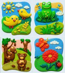 декоративно прикладное искусство для детей - Поиск в Google