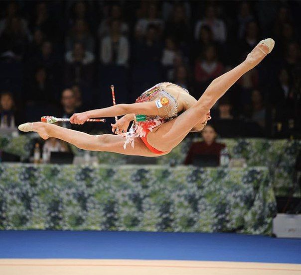 Rhythmic Gymnastics Equipment New York: Aleksandra Soldatova (Russia), World Cup (Espoo) 2016