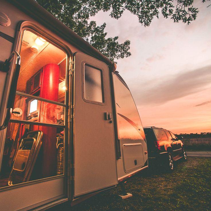 Love a good camping trip.