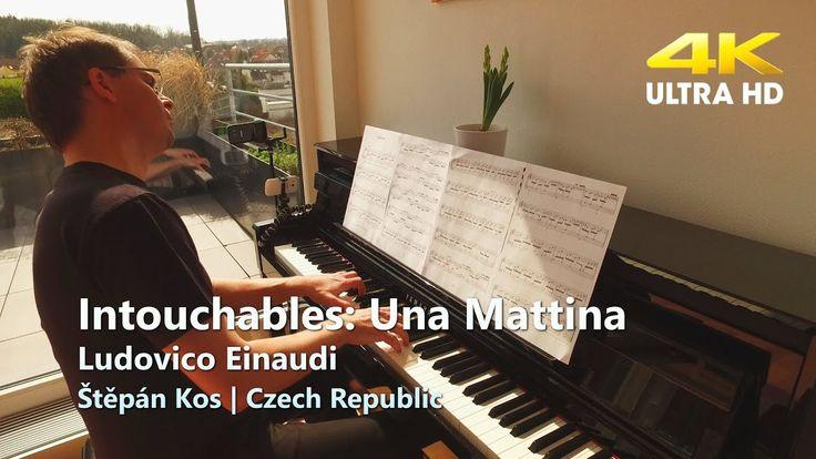 Intouchables: Una Mattina | Ludovico Einaudi | on piano | Nedotknutelní ...