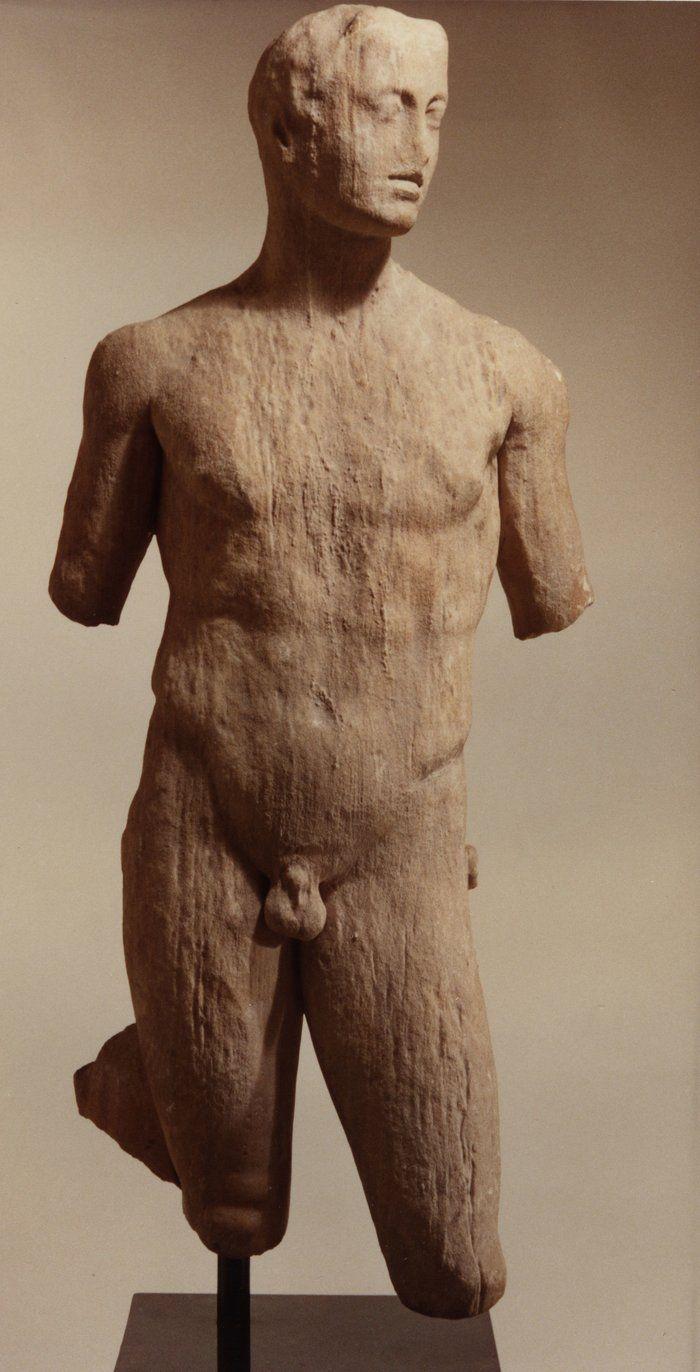 Παρίσι, οίκος Millon: Δημοπράτηση αρχαίου ανδρικού γλυπτού από το αρχείο Σάιμς- Μιχαηλίδη
