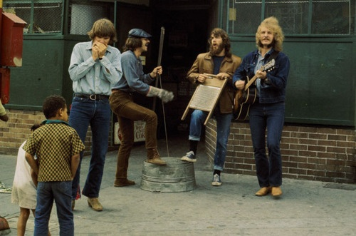 CCR-  Willie and the Poor Boys are Down on the Corner
