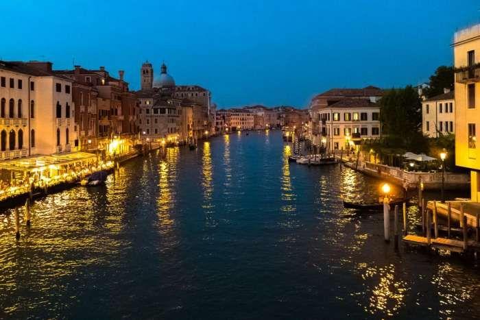 Venetia-Dragoste la prima degustare
