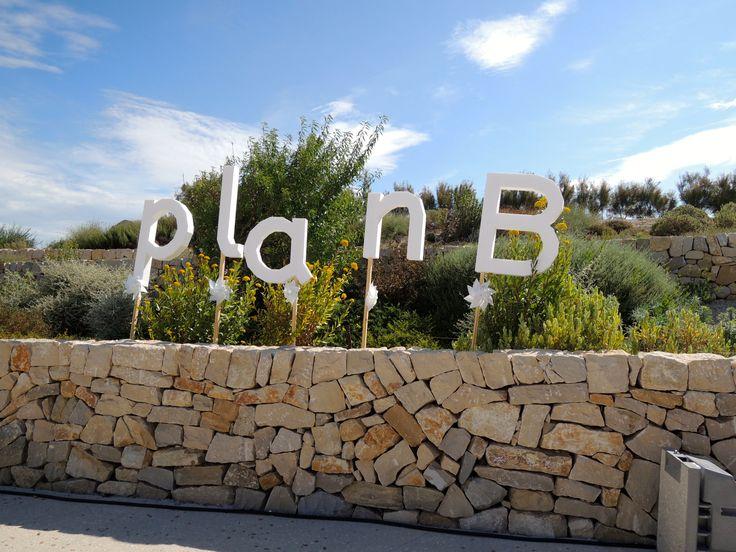 Un événement de 10 jours au MUCEM à Marseille et des lettres plantées comme des fleurs.