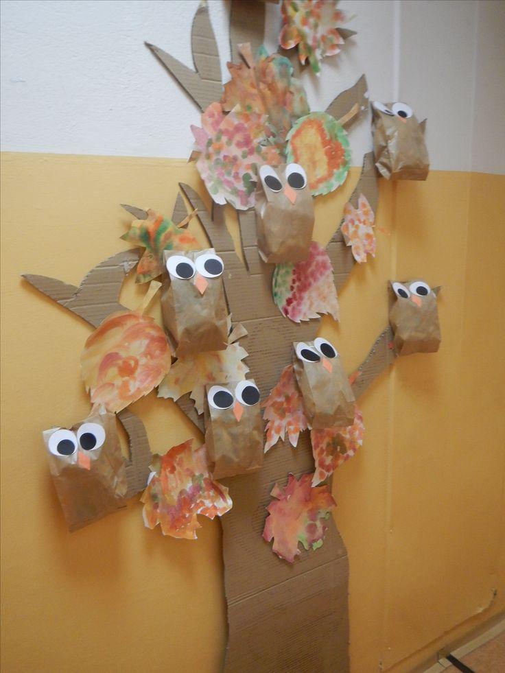 soví strom