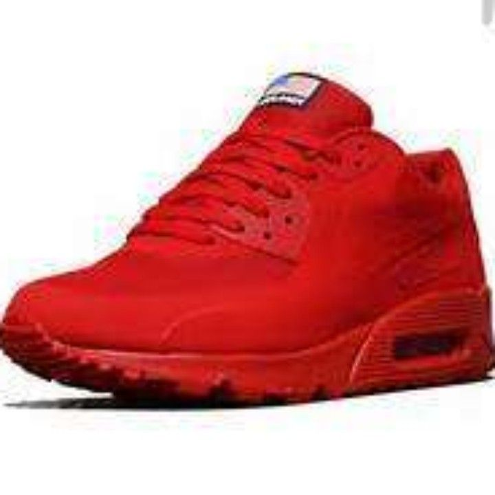 Nike Air Max 90 Hyperfuse QS...Red from Big Country for $430.99 on Square Market