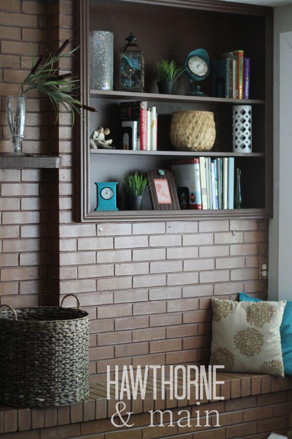 how to put up a shelf on a wall