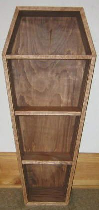 Coffin bookcase ... really want this for inside the house. But I guess that just makes me strange, just really into that shit. Ha! It's like half my place is Retro esp now (2012), other half is normal. Working on having Tiki decor now as well. And then adding horror, talk about a place that's just super sporadic!
