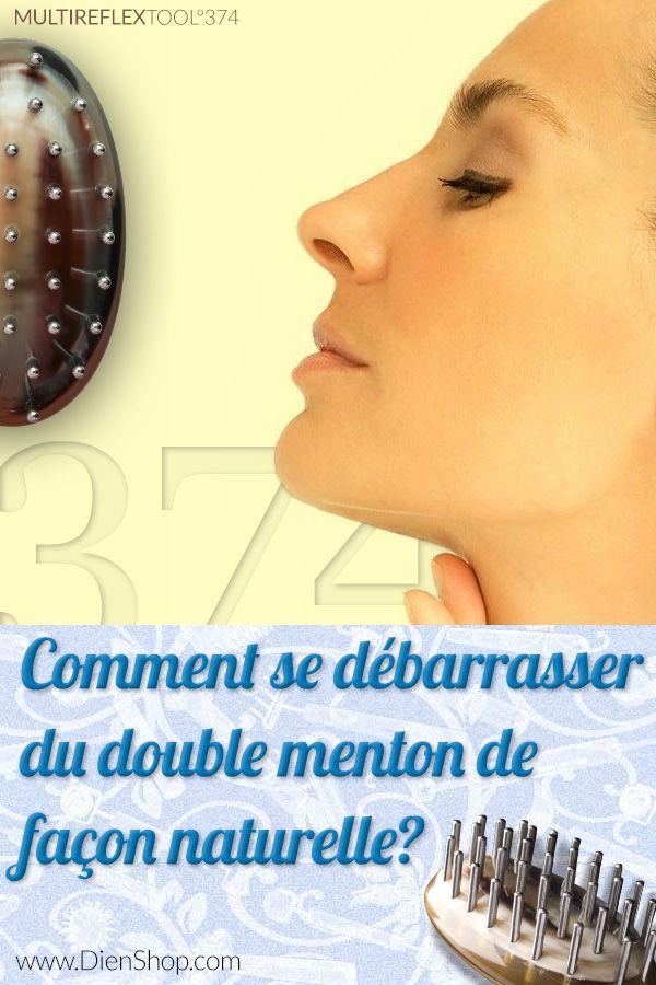 Comment se débarrasser du double menton de façon naturelle? Le massage permet de tonifier le visage en stimulant la circulation sanguine et ainsi raffermir les tissus. La pastille de beauté multireflex est réputée pour son effet tenseur.   . Masser en premier lieu la zone autour de la 7ème cervicale.   . Stimuler ensuite depuis la base du menton vers le lobe de l'oreille.   . Finir avec un massage doux entre le [...] +info http://374.multireflex.com #dienchan #reflexologie…
