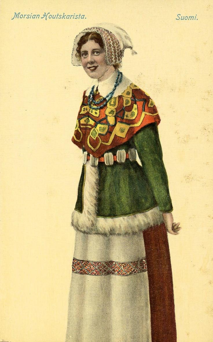 手机壳定制balenciaga mens bag traditional bride   s attire in Houtskar archipelago Finland early  th century