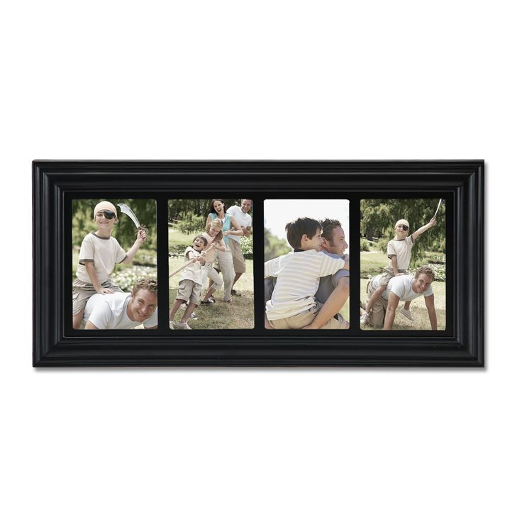 21 best Collage Picture Frames - Single Row - 4x6 | Adeco images on ...