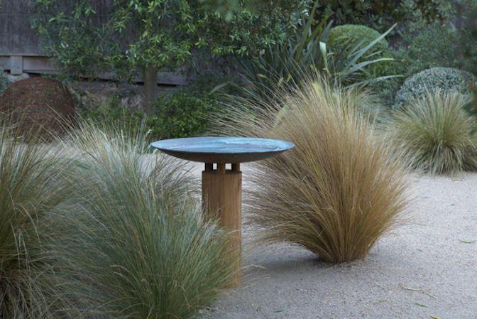 Fiona Brockhoff Design » Contemporary birdbaths