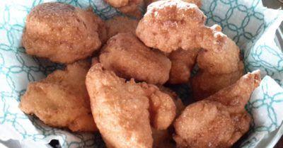 Mieliemeel (maize meal) Vetkoek with Onion Recipe
