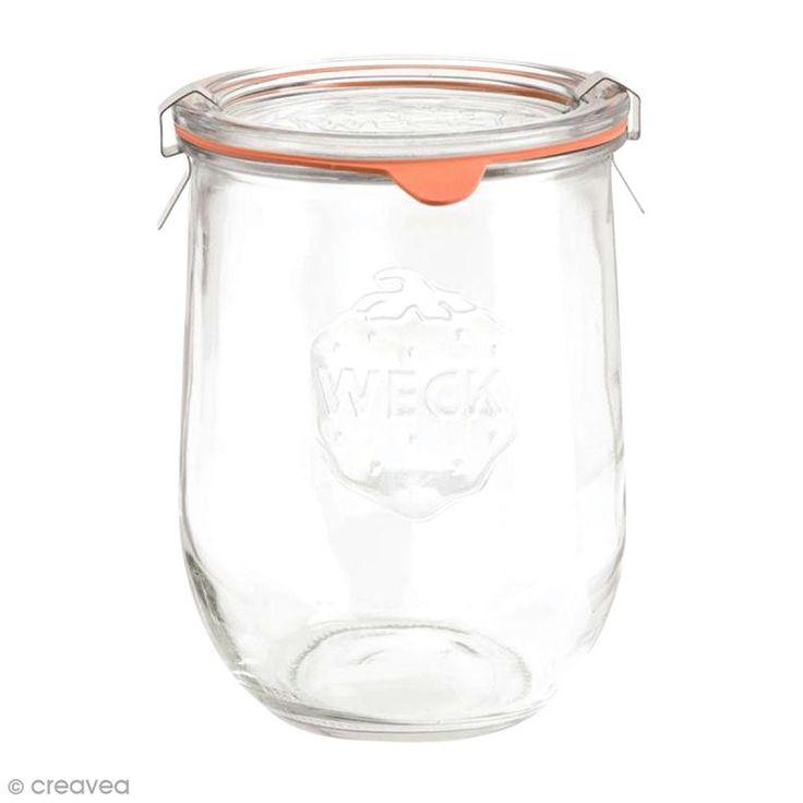 Compra nuestros productos a precios mini Tarro de cristal Tulipán 1062 ml con tapadera - Entrega rápida, gratuita a partir de 89 € !