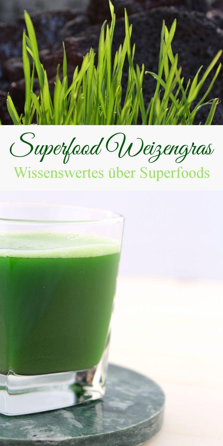 Wissenswertes über Superfood - #3 Superfood Weizengras - Weizen, Gras, Weizengraspulver, Weizengrassaft, gesund, Weizensaft