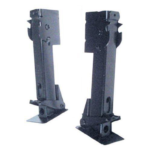 Pair of Telescoping Trailer Stabilizer Jacks(1000lb capacity each)