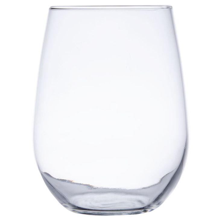 Love these for White Wine Glasses  Libbey 221 17 oz. Stemless White Wine Glass - 12 / Case