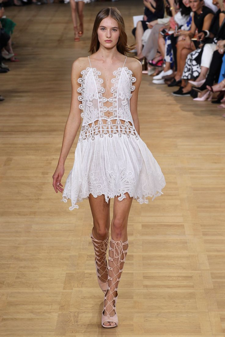 Chloé Spring 2015 Ready-to-Wear - Collection -
