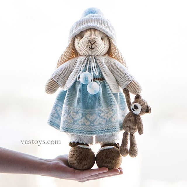 WEBSTA @ vastoys - Sold. Cotton and wool yarn. Size 14-14,5 inches or 37 sm, price 120$us ship. #vastoys
