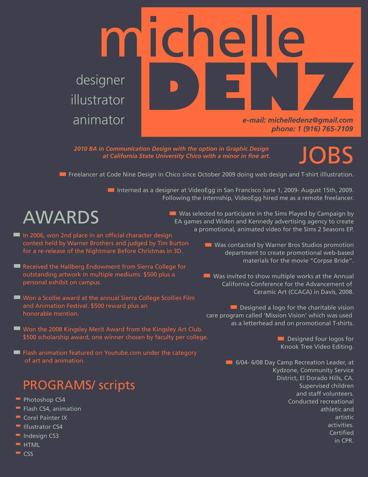 194 best Resume design images on Pinterest Resume design, Design - how to make my resume stand out